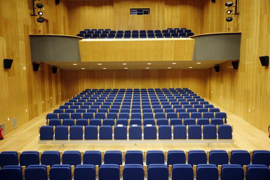 Interior cine Amor