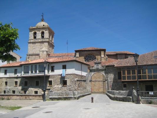 Colegiata Puente Portazgo