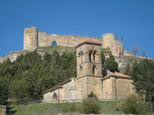Iglesia de Santa Cecilia del Castillo