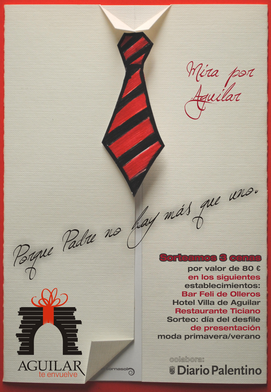 Aguilar Te Envuelve inicia su campaña para el día del Padre