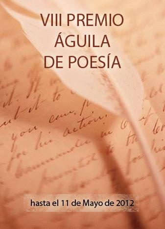 VIII Edición del Concurso «Águila de Poesía» de Aguilar de Campoo. Hasta el 11 de mayo de 2012