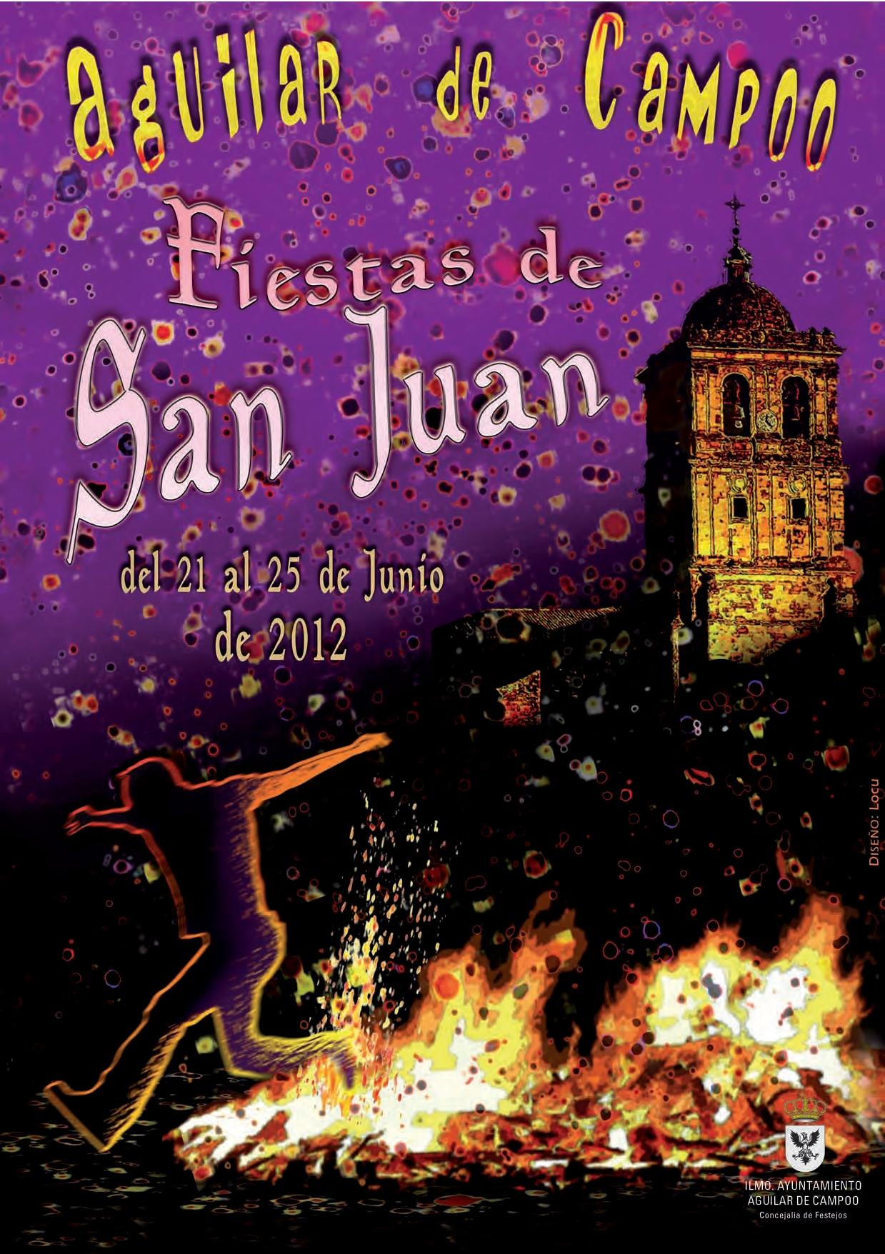 Fiestas de San Juan 2012